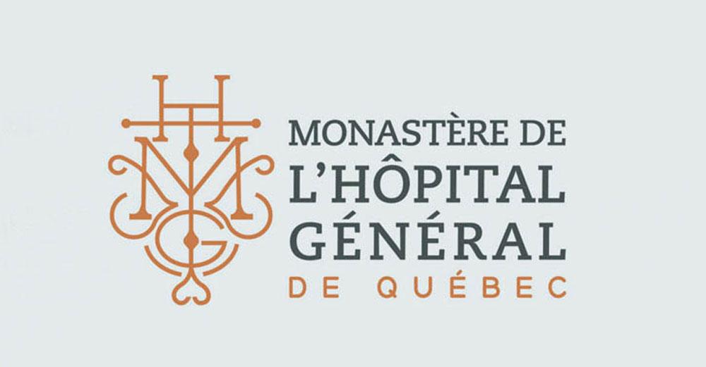 logo monastere de l'hopital général de québec