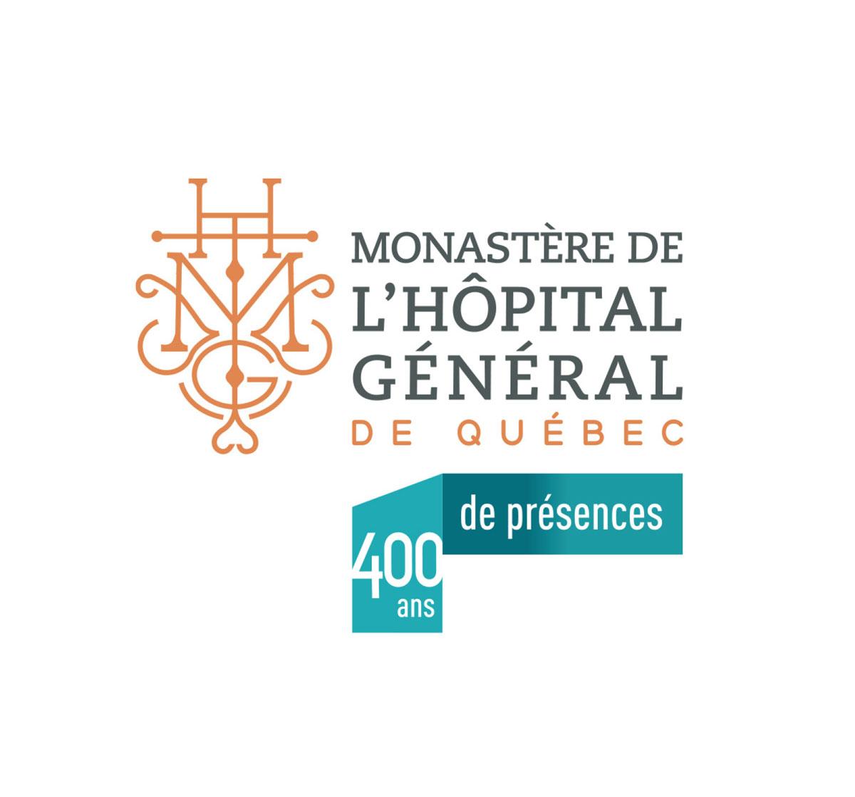 logo Monastère de l'hopitale général de québec